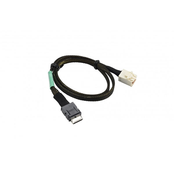 CBL-SAST-0929 57cm OCuLink to MiniSAS HD Cable Supermicro