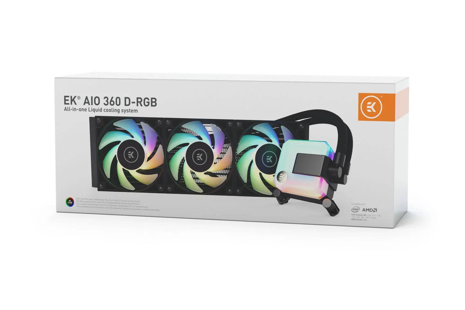 EK WaterBlocks EK-AIO 360 D-RGB