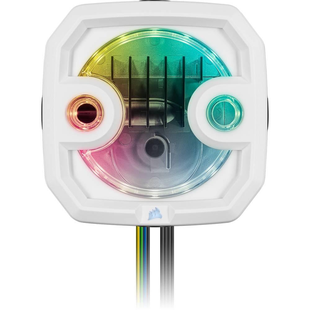 CORSAIR Hydro X Series XD3 RGB Pump/Reservoir Combo Gen2 - White
