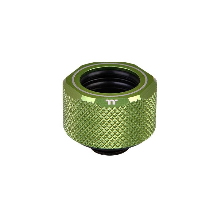 Thermaltake Pacific C-Pro G1/4 PETG 16mm OD 6 Pack - Green - (CL-W212-CU00GR-B)