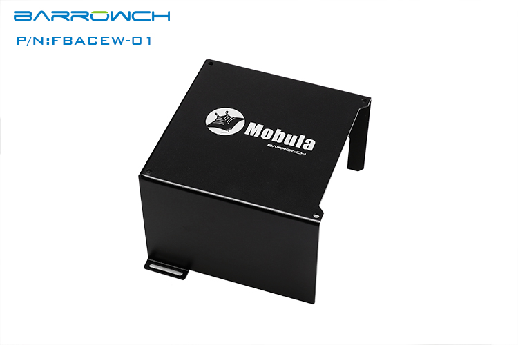 Barrowch Power Cable Management Installation Module, For Mobula Modular Panel Case