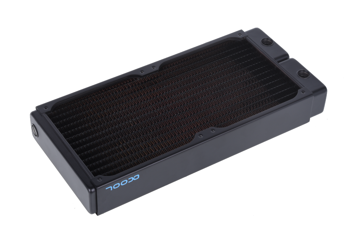 Alphacool NexXxoS XT45 Full Copper 280mm radiator V.2
