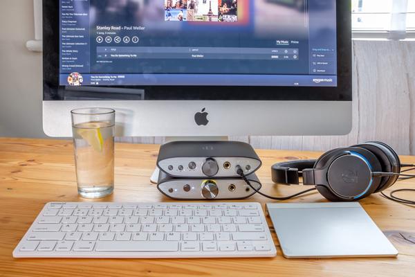 iFI-Audio 「ZEN CAN」 フルバランスプリ/ヘッドフォンアンプ
