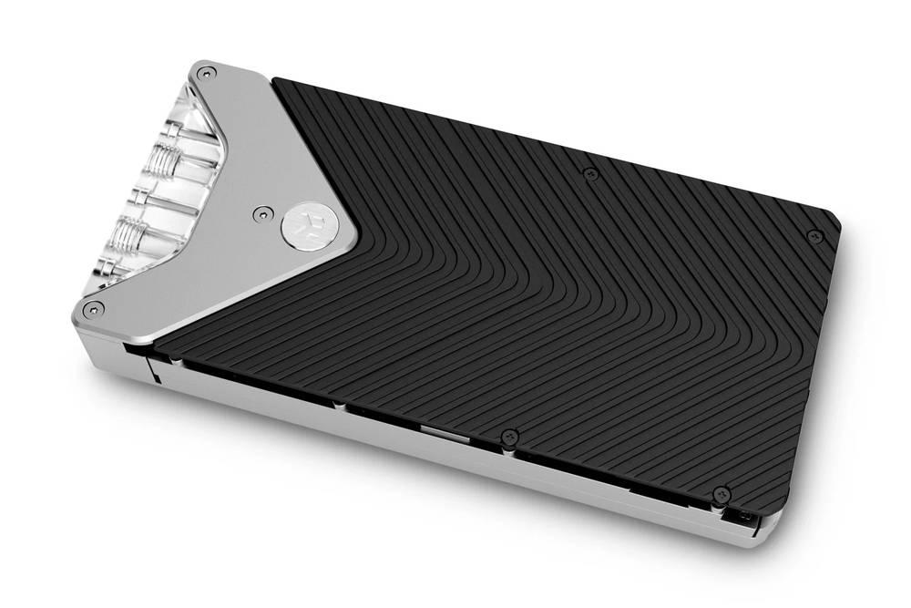 EK WaterBlocks EK-Quantum Vector FE RTX 3080 D-RGB - Silver Special Edition