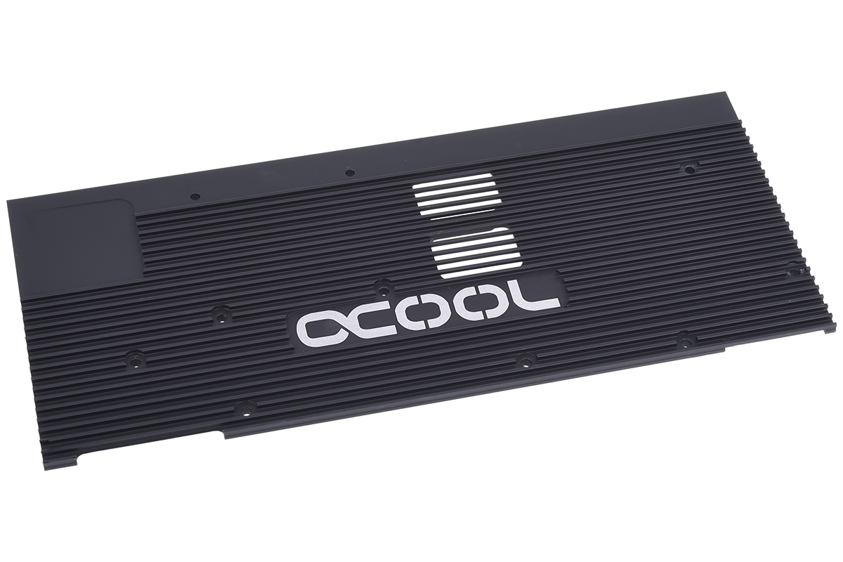 Alphacool Eiswolf GPX Pro - Nvidia Geforce GTX 1080Ti Pro M18 - incl. backplate
