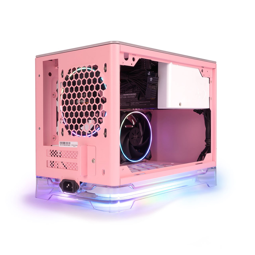IN WIN A1 PLUS PINK
