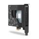 ToughArmor MB839SP-B PCIe 2.0 x1 接続 2.5インチ SATA HDD/SDD 1台搭載可能 ICYDOCK