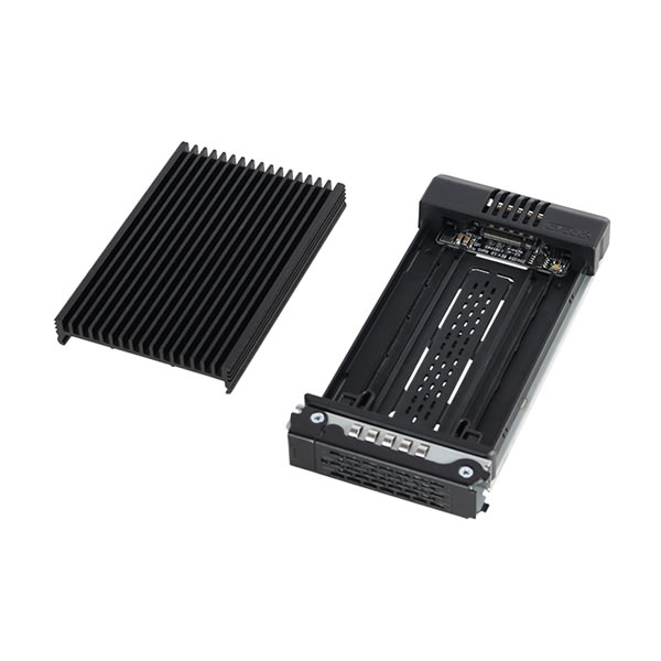 ToughArmor MB601M2K-1B M.2 NVMe SSD 搭載用モバイルラック ICYDOCK