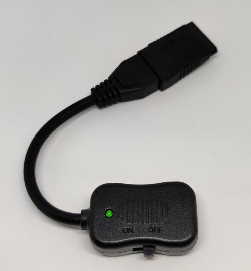 ポンプ駆動用ACアダプター(SATA/ペリフェラル兼用)