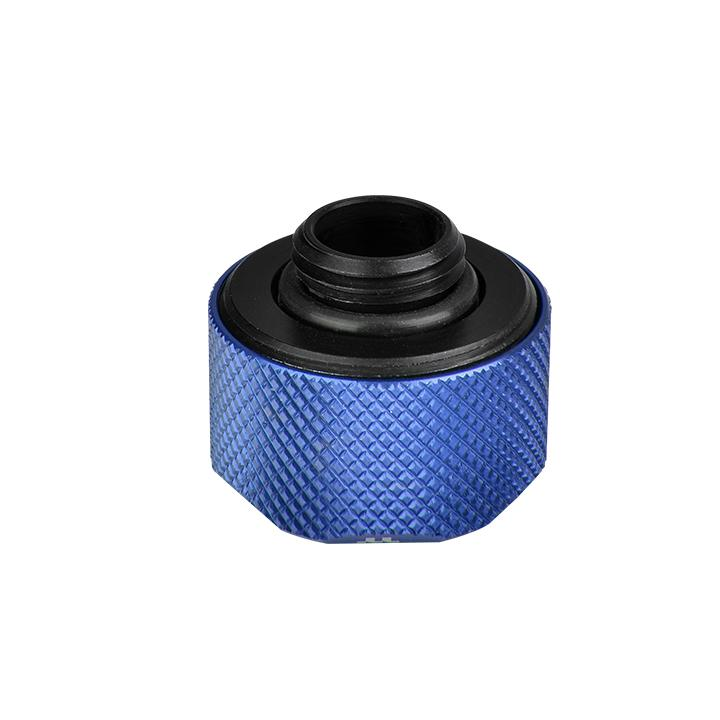 Thermaltake Pacific C-Pro G1/4 PETG 16mm OD Compression - Blue - (CL-W210-CU00BU-A)