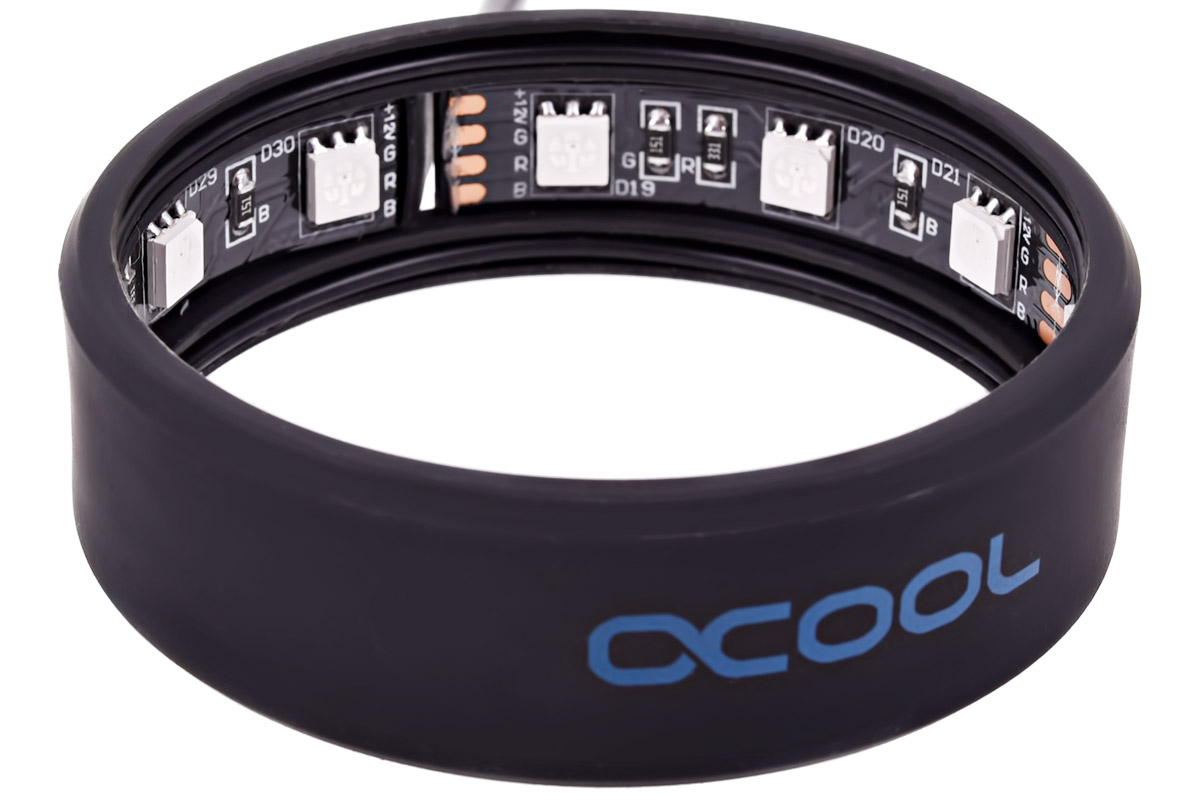 Alphacool Aurora LED Ring 60mm - RGB