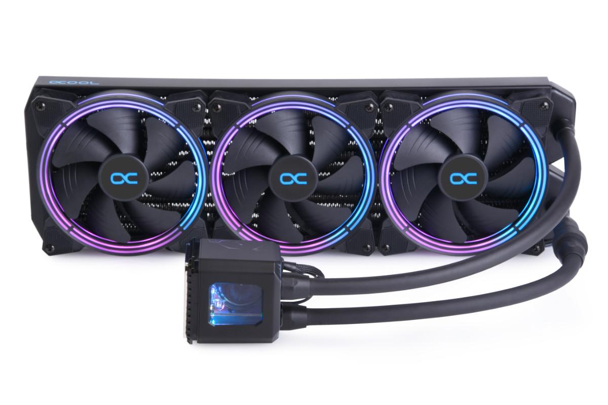 Alphacool Eisbaer Aurora 420 CPU - Digital RGB