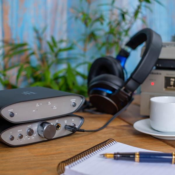 iFI-Audio 「ZEN Phono」 ZENシリーズのフォノ・イコライザー
