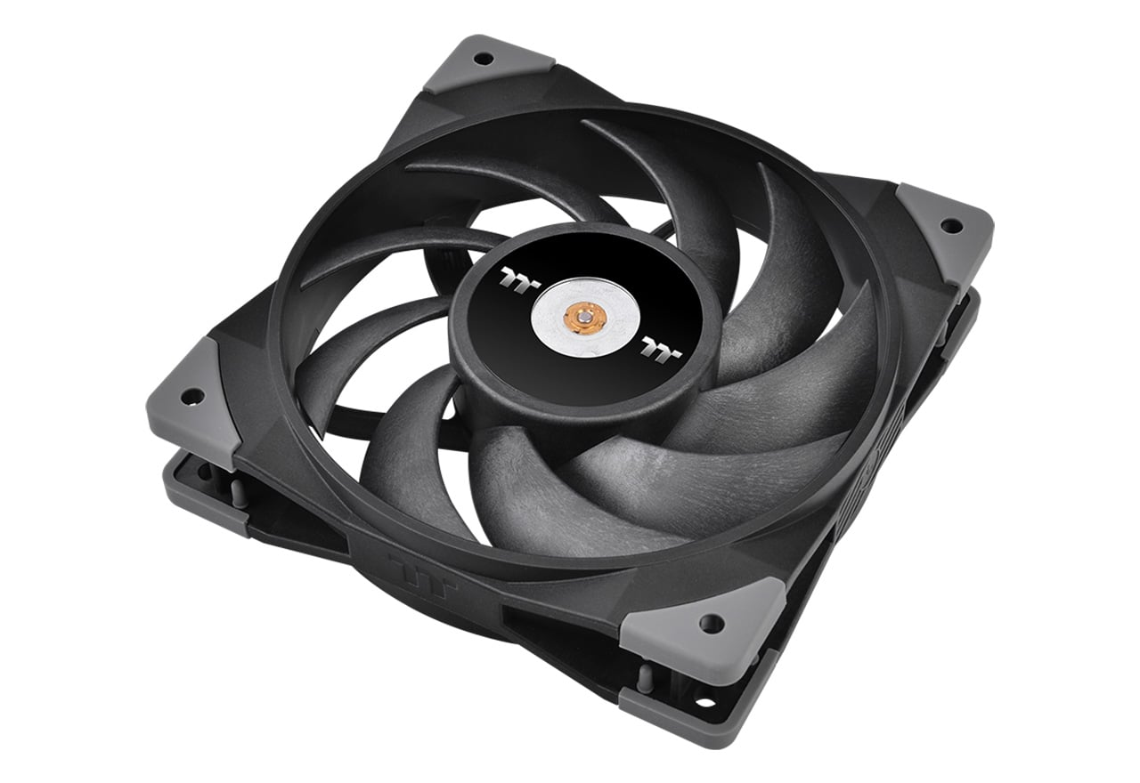 Thermaltake TOUGHFAN 12 2Pack (CL-F082-PL12BL-A)