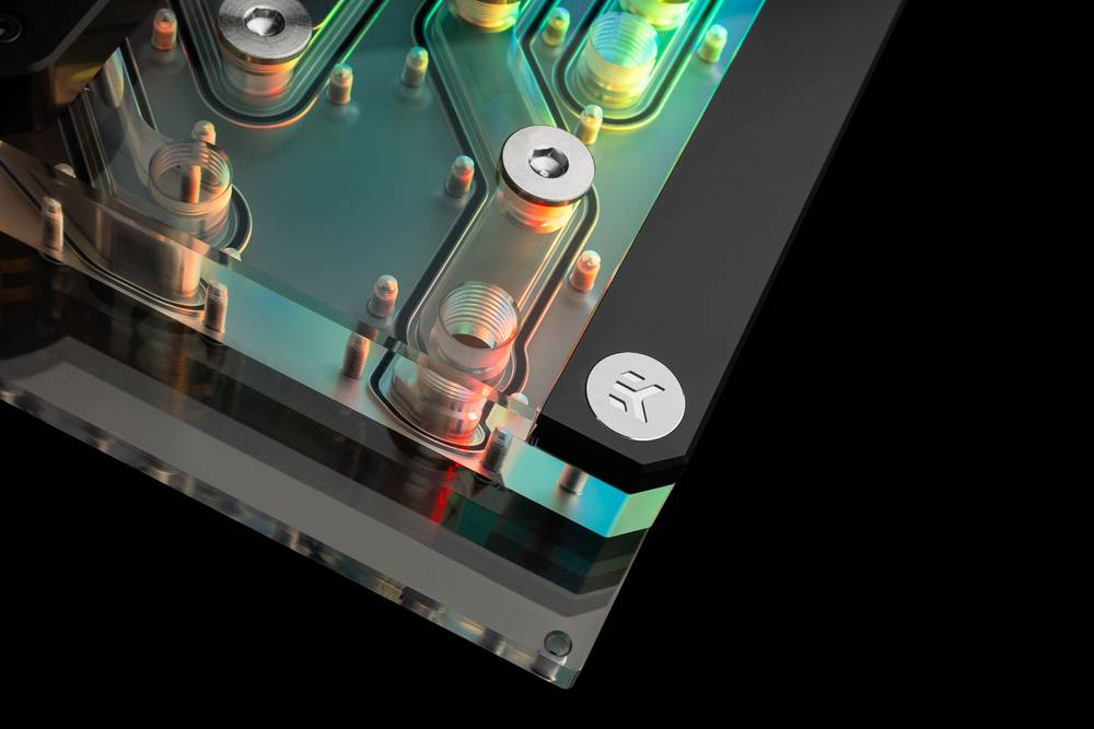 EK WaterBlocks EK-Quantum Reflection PC-O11D Mini D5 PWM D-RGB - Plexi