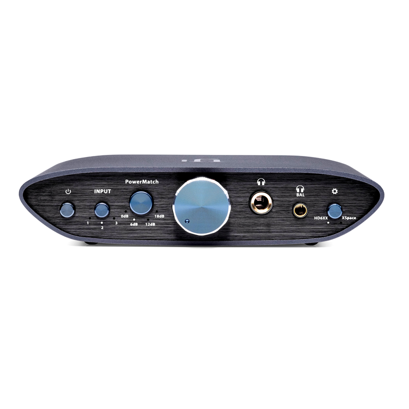 iFI-Audio ZEN CAN Signature 6XX 4.4mmバランス出力ヘッドフォン/プリアンプ
