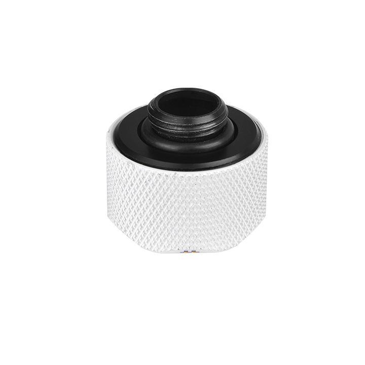 Thermaltake Pacific C-Pro G1/4 PETG 16mm OD Compression - White - (CL-W211-CU00WT-A)
