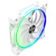 Alpenfoehn Wing Boost 3 ARGB White Edition Triple 140mm Fans