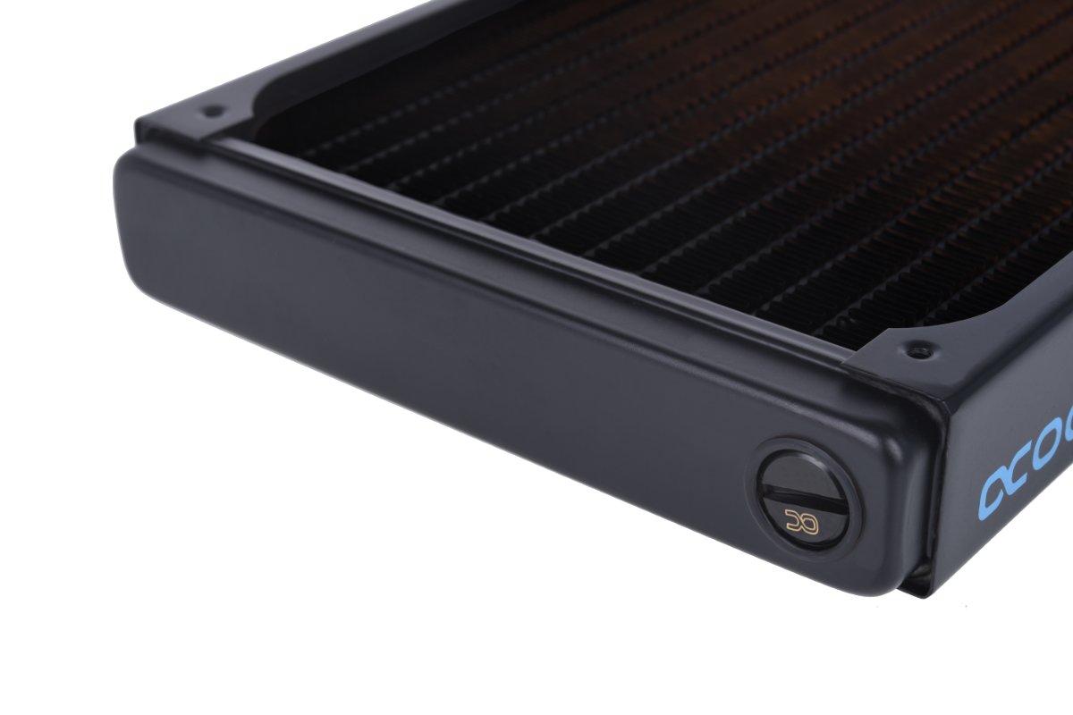 Alphacool NexXxoS ST30 Full Copper 140mm radiator V.2