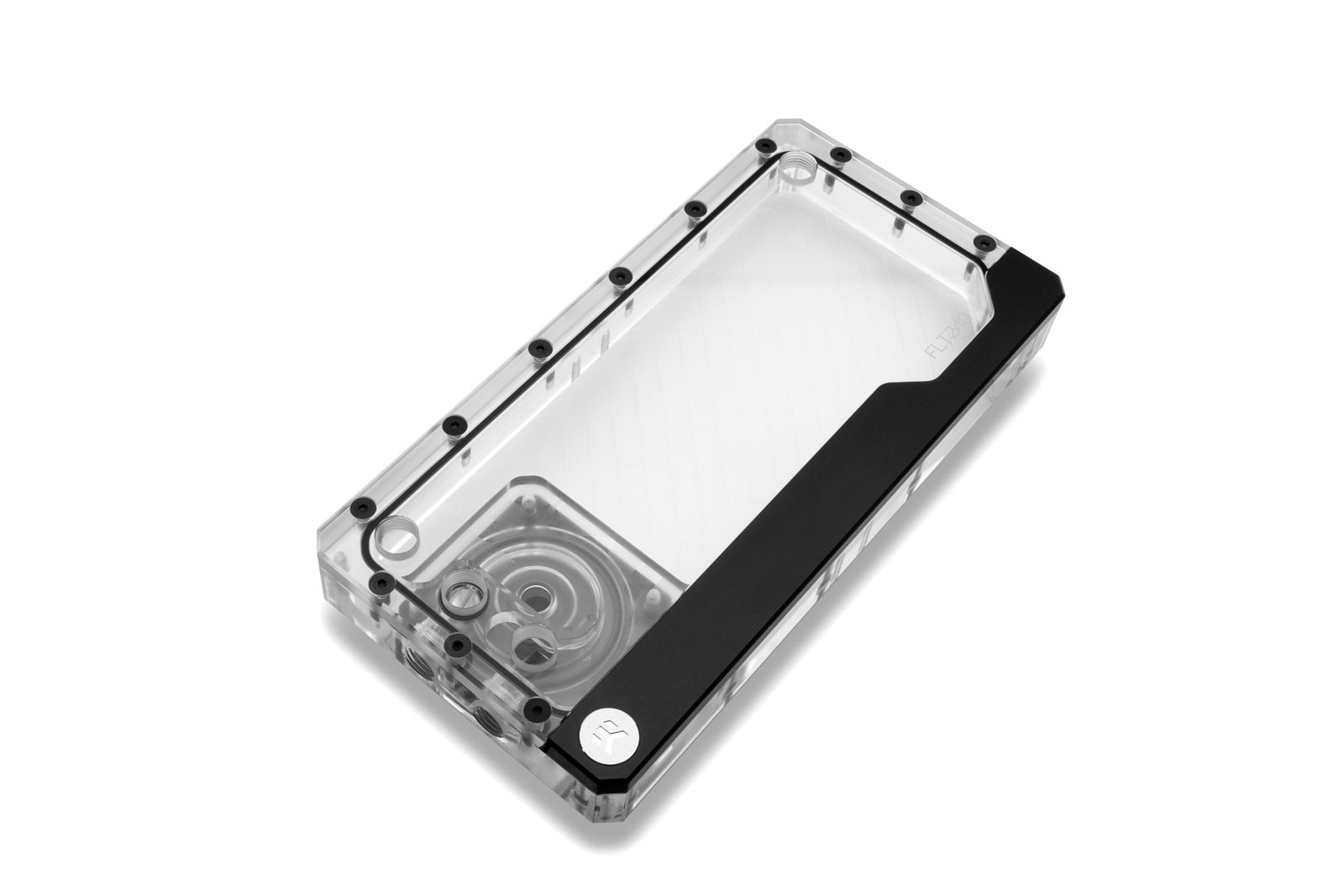 EK Water Blocks EK-Quantum Kinetic FLT 240 DDC PWM D-RGB - Plexi