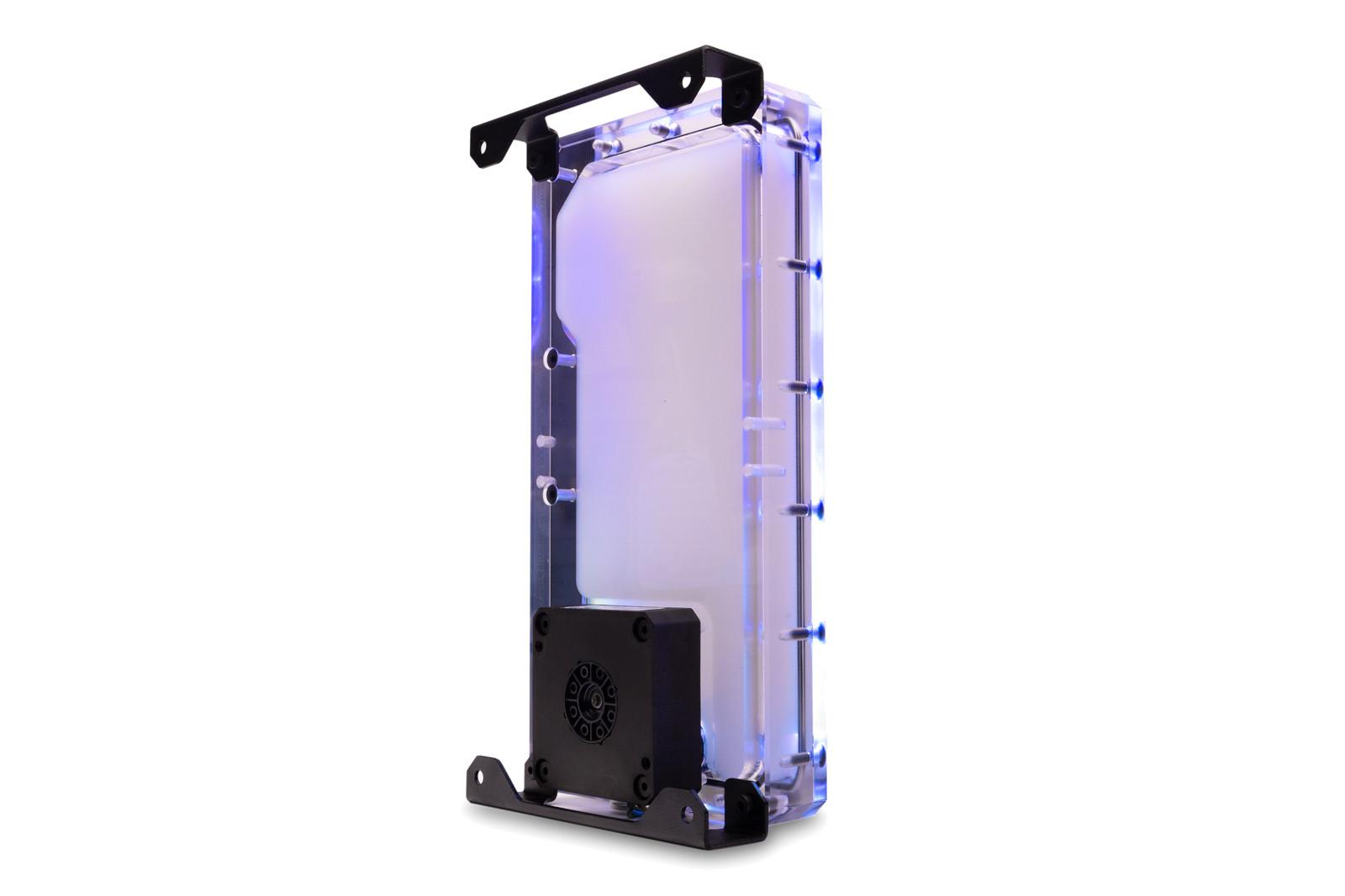 EK Water Blocks EK-Quantum Kinetic FLT 240 DDC PWM D-RGB - Plexi