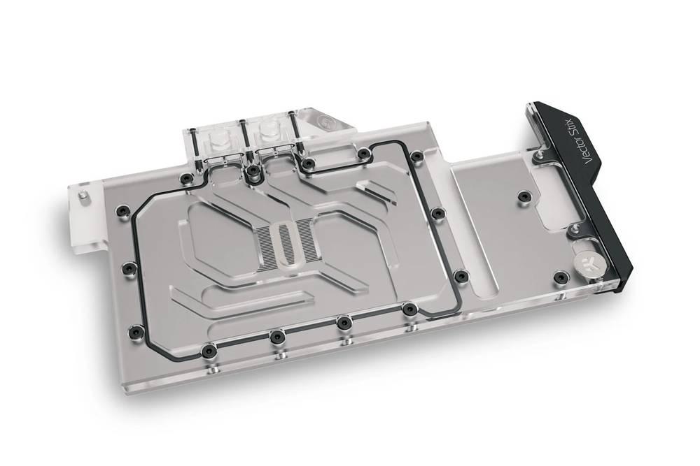 EK WaterBlocks EK-Quantum Vector Strix RTX 3080/3090 D-RGB - Nickel + Plexi