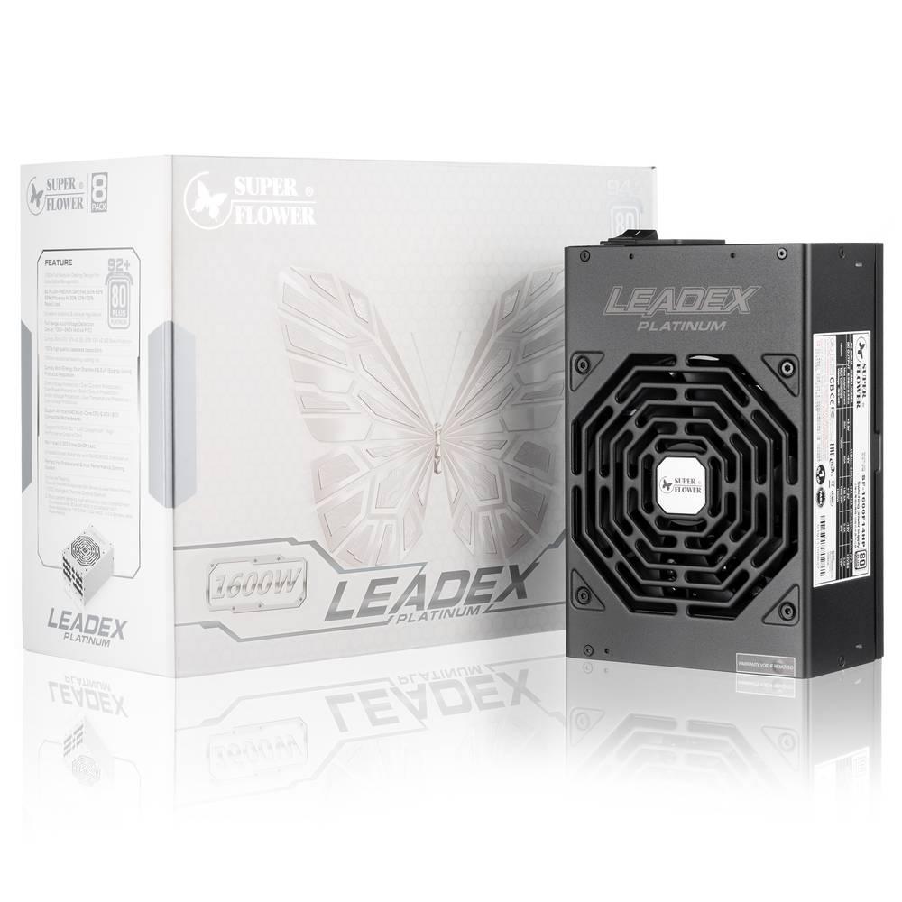【取寄せ商品:通常納期2〜3営業日】 SuperFlower LEADEX PLATINUM 1600W