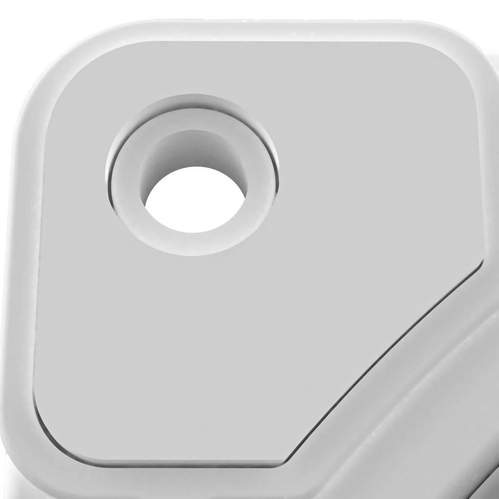 Alpenfoehn Wing Boost 3 ARGB High Speed White Edition Single 120mm Fan