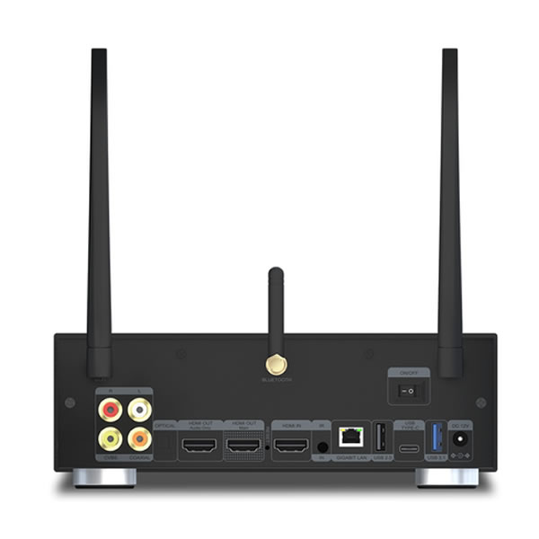 Dune HD Pro Vision 4K Solo TV-175V マルチメディアプレーヤー AndroidスマートTV BOX