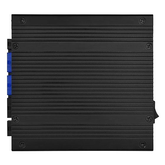 【お取寄せ: 通常納期2〜3営業日】 SilverStone Nightjar NJ450-SXL SFX-Lファンレス電源