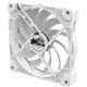 Alpenfoehn Wing Boost 3 ARGB White Edition Single 140mm Fan