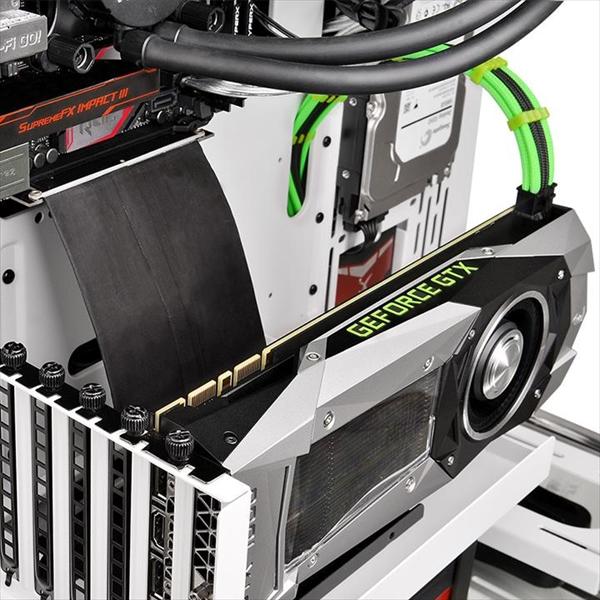 Thermaltake Core P3 Snow Edition (CA-1G4-00M6WN-00)