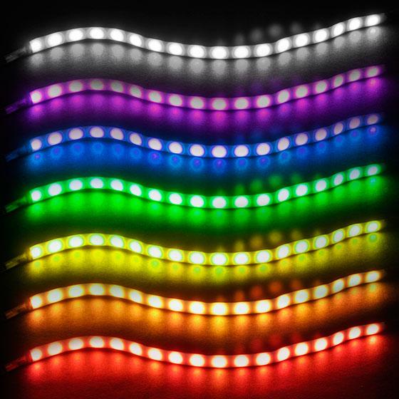 SilverStone LS02 RGB LEDストリップ (SST-LS02)
