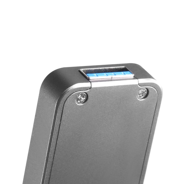 SilverStone MS09 M.2 SATA SSD対応USBエンクロージャーキット (SST-MS09C)