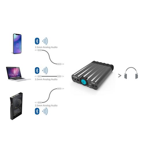 iFI-Audio 「xCAN」 デュアル・モノ・アナログ・ヘッドフォン・アンプ