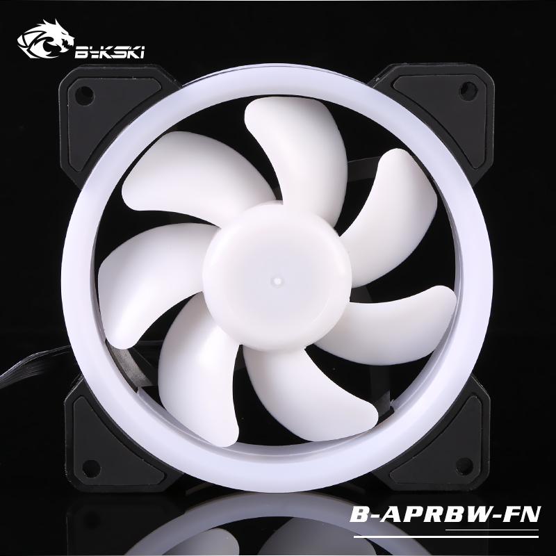 Bykski Aperture Fan LED Glare RBW Symphony 12CM Cooling Fan (B-APRBW-FN)