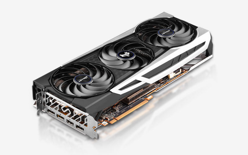 SAPPHIRE NITRO+ Radeon RX 6700 XT OC 12GB