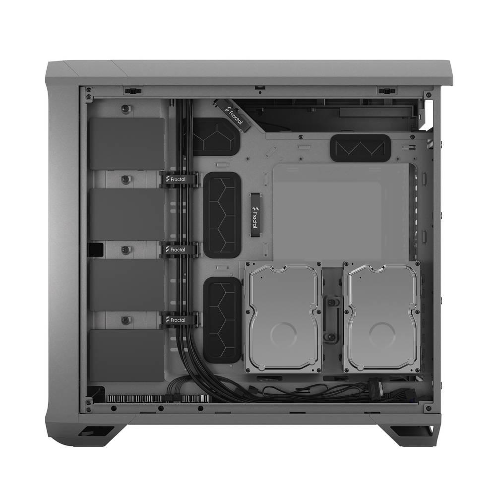 【取寄せ商品:納期要確認】 Fractal Design Torrent Grey TG Light Tint (FD-C-TOR1A-02)
