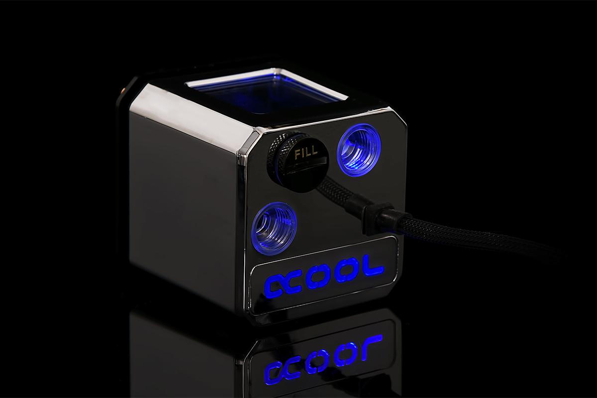 Alphacool Eisbaer (Solo) - 2600rpm - Chrome
