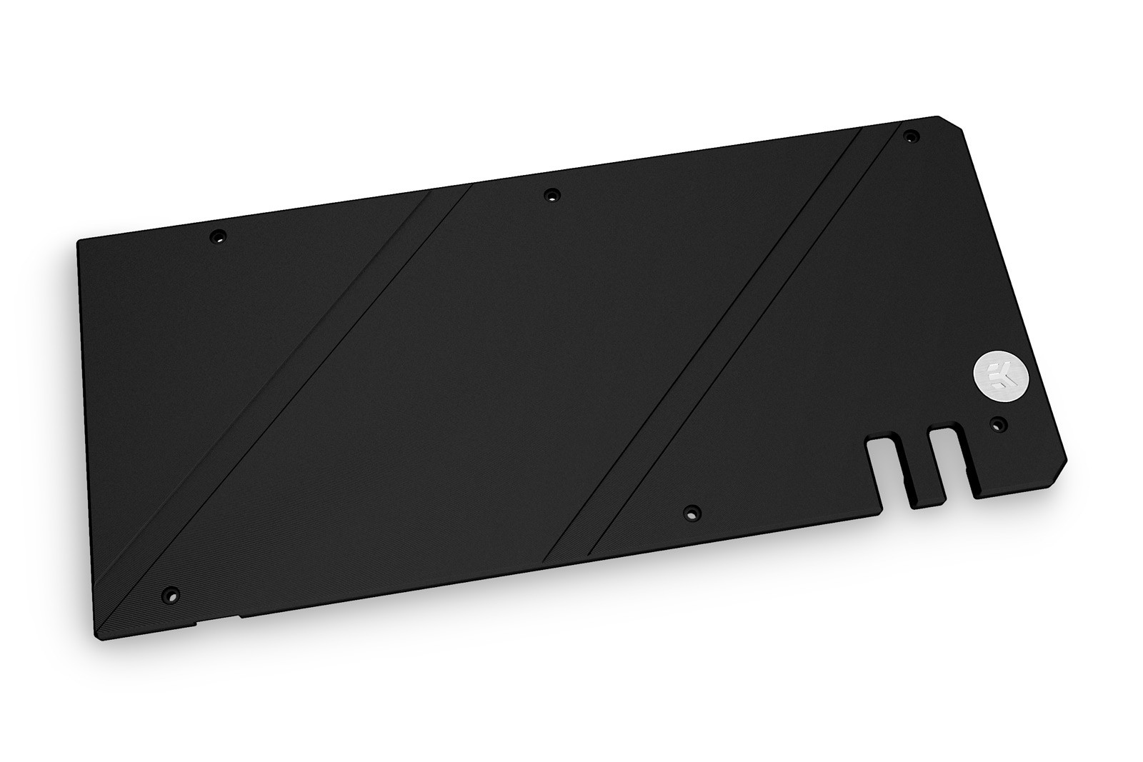 EK WaterBlocks EK-Quantum Vector TUF RX 6800/6900 Backplate - Black