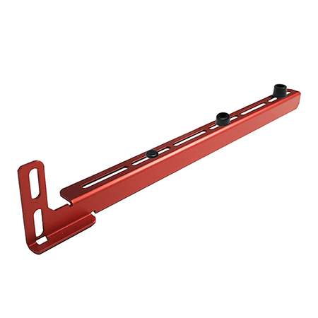 長尾製作所 N-VGASTAY-RED VGAサポートステイ PCI レッド