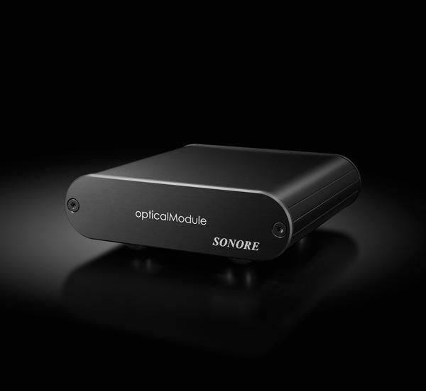 SONORE opticalModule Deluxe 光ファイバー(SFP)-LANコンバーター