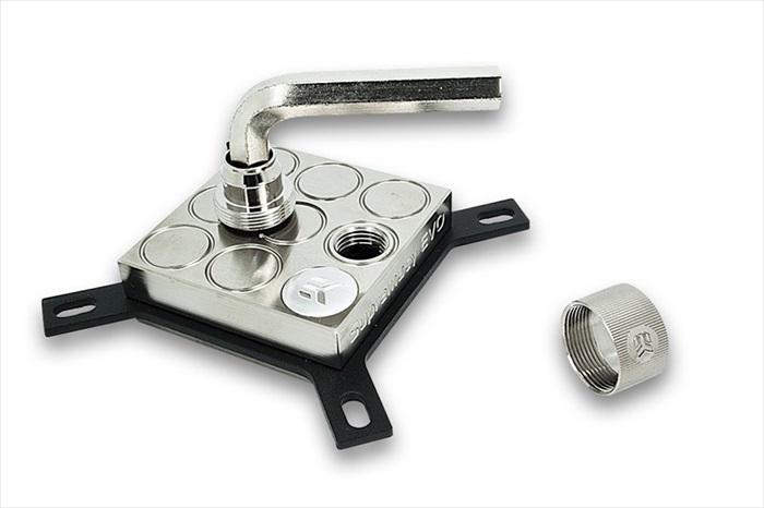 EK Water Blocks EK-ACF Fitting 13/19mm - Black
