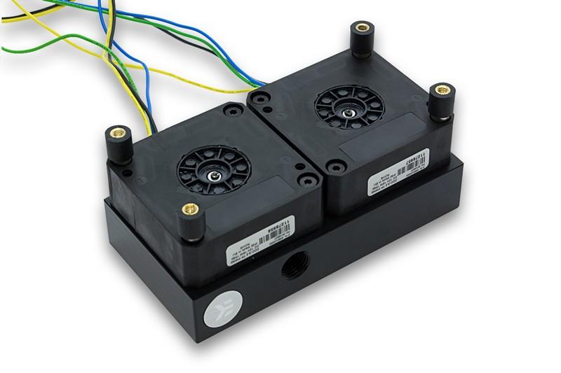 EK Water Blocks EK-XTOP Dual DDC 3.2 PWM (incl. 2x pump)