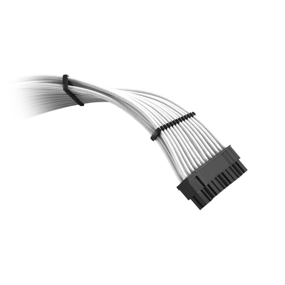 CableMod Classic ModFlex C-Series Cable Kit for Corsair RMi & RMx - WHITE (CM-CSR-CKIT-KW-R)