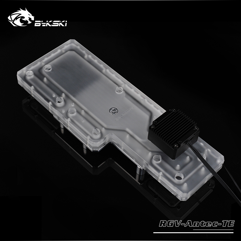 Bykski RGV-Antec-TE Antec phantom waterway board deflector water-cooled