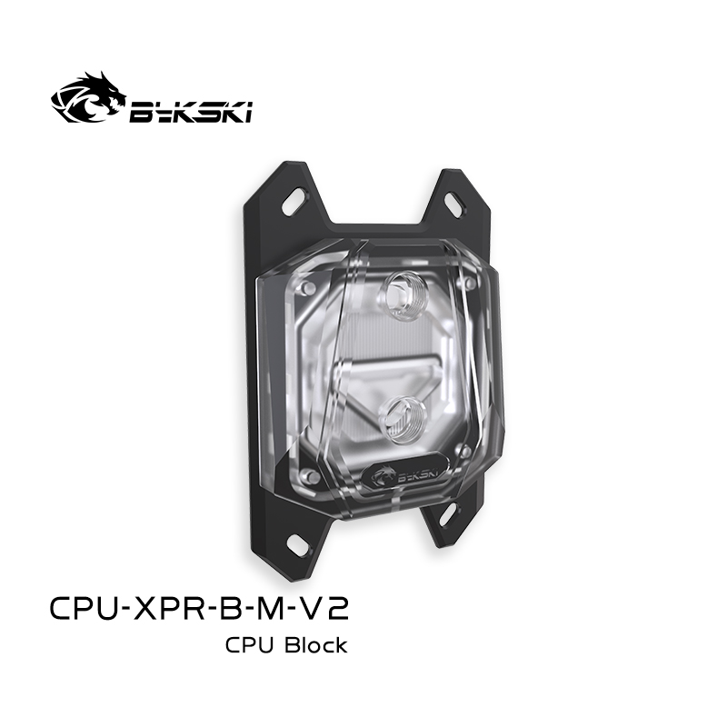Bykski CPU-XPR-B-M-V2 CPU BLOCKS AMD Jet microchannel RGB