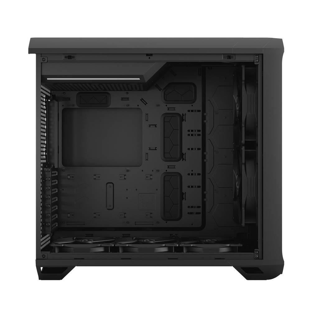 【取寄せ商品:納期要確認】 Fractal Design Torrent Black Solid (FD-C-TOR1A-05)