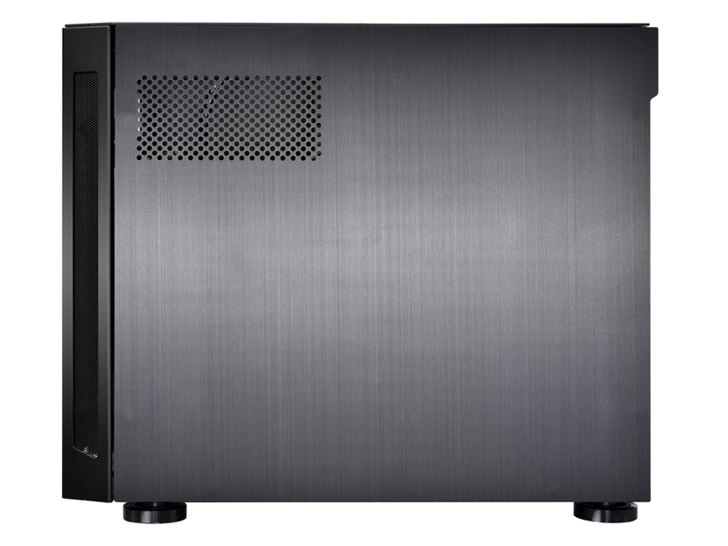 Lian Li TU150 BLACK (強化ガラスサイドパネル)