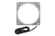 Phanteks HALOS LUX DIGITAL RGB FAN FRAMES 120mm Anthracite Grey (PH-FF120DRGBA_AG01)